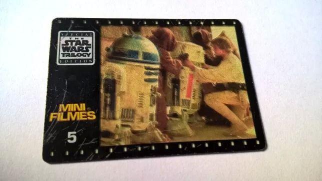 Mini filmes Star Wars (portes incluídos)