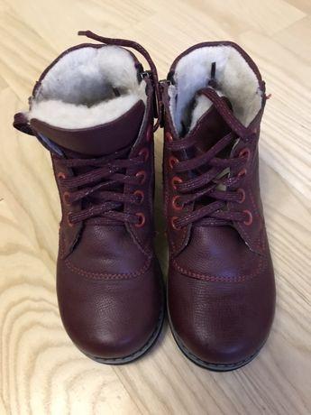 Продам ортопедичні зимові черевички!