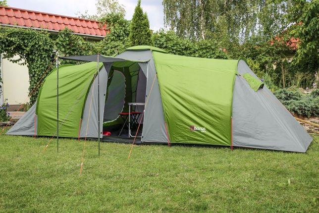 Палатка Намет Abarqs CLIF 6 двухкомнатная двухслойная Новая