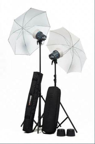 Комплект импульсного студийного света Elinchrom D-Lite 2 it