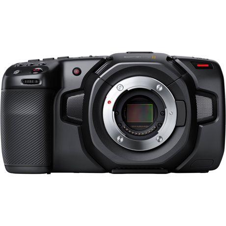 Blackmagic Pocket Cinema Camera 4K Nova + Speedbooster Viltrox x0.71