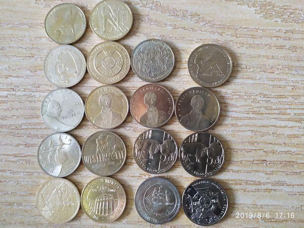 Монеты Польши по 2 злотых
