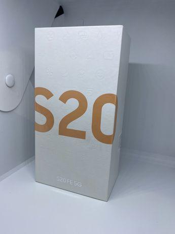 Nieużywany Samsung Galaxy S20 Fe 5G Cloud Orange -- Lumik Zdw