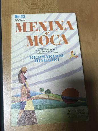 Livro Menina e moça de Bernardim Ribeiro