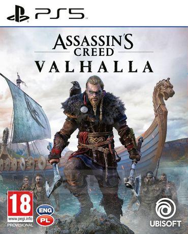 Assassin's Creed Valhalla PS5 NOWA, FOLIA