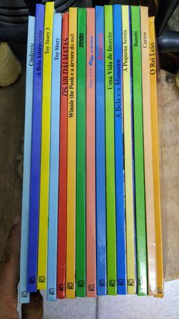 Coleção Clube do Livro Disney