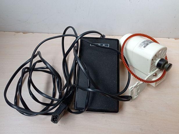 Электропривод с педалью для швейной машины
