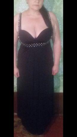 Продам вечернее платье большого размера