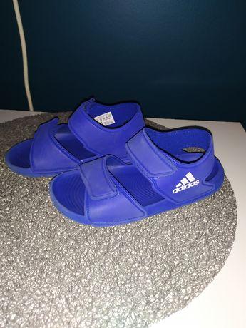 Sandałki Adidas AltaSwim r.29,wkładka 17cm.