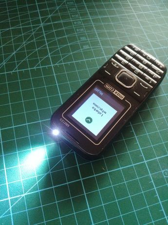 Maxcom MM135 dualSIM latarka BT microSD