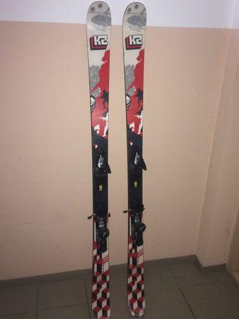 Лыжи К2