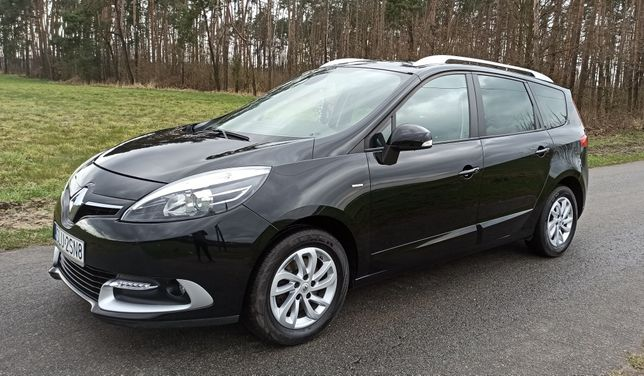 Renault Grand Scenic 1,5 dCi. Limited LIFT