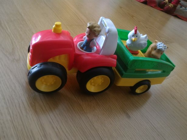 Trator Fisher Price