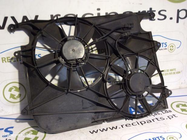 Termoventilador de radiador para Chevrolet Captiva