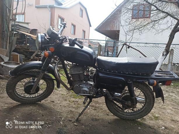 Торг! Продам мотоцикл восход 3м з мотором мінська (восход, мінськ)