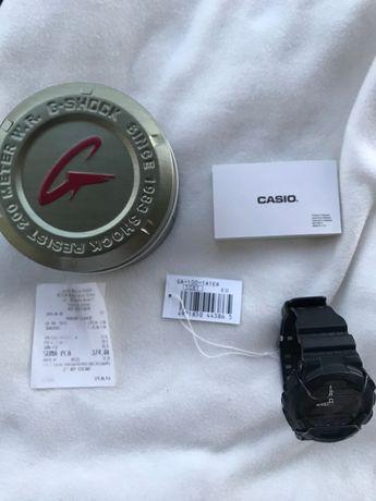 Zegarek Casio g shock 100 GA 100 1A1ER bardzo dobry stan