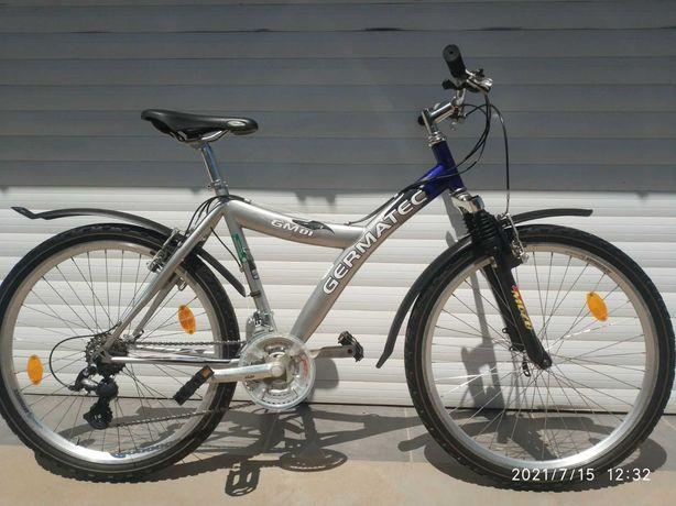 """Велосипед горный Germatec 26"""" Shimano Altus Гарантия Giant Author"""