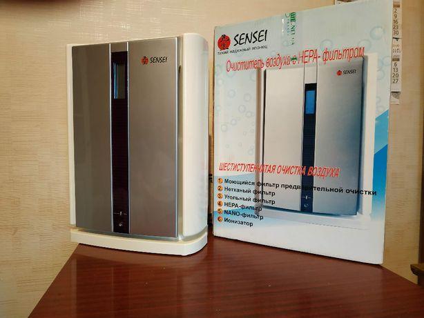 Очиститель воздуха Sensei AP200-01, на помещение 40 м²