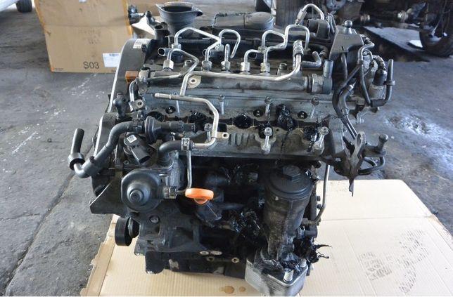 Volkswagen passat cc двигун двигатель мотор B7 двигун CBA B
