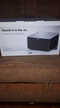 Колонка loewe новая элитная акустика