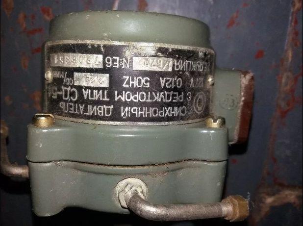 Двигатель СД-54 со схемой на 220