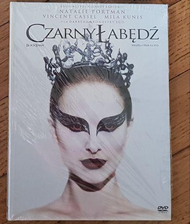 DVD Czarny labedz
