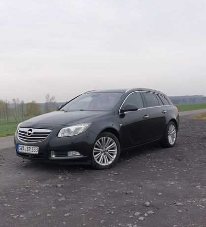 Opel insignia 160koni