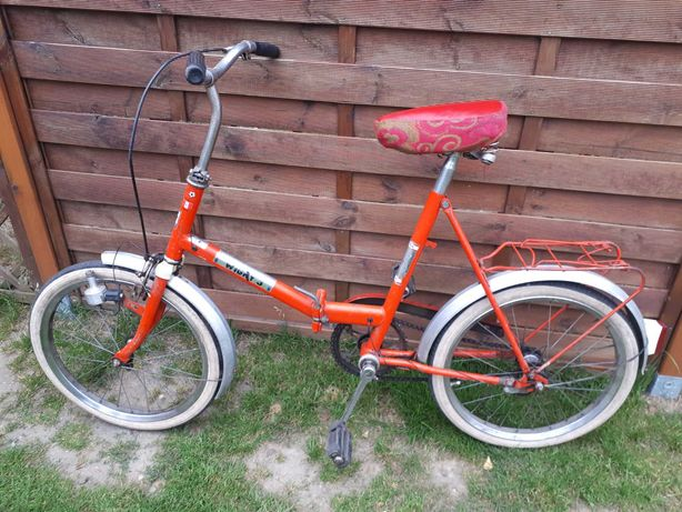 Rower Wigry 3 Czerwony