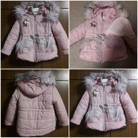 Куртка зимова 92розмір