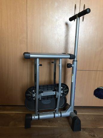 Тренажер для ног, ягодиц и пресса Leg Master Лег Мастер домашний трена