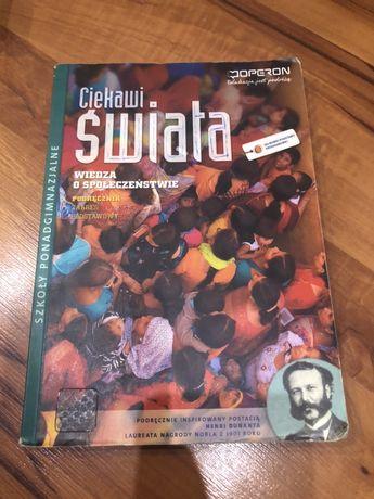 Podręcznik ciekawi świata wiedza o społeczeństwie
