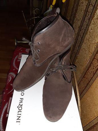 Зимние ботинки Carlo Pazolini (Италия ,оригинал)