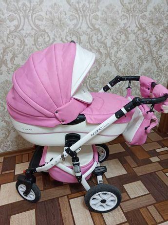 Детская коляска 2х1 RIKO BRANO ECCO