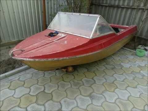 Продам лодку КРЫМ