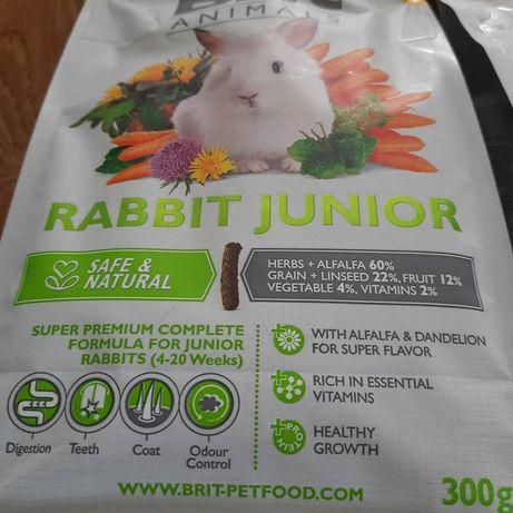 Brit - karma dla królika