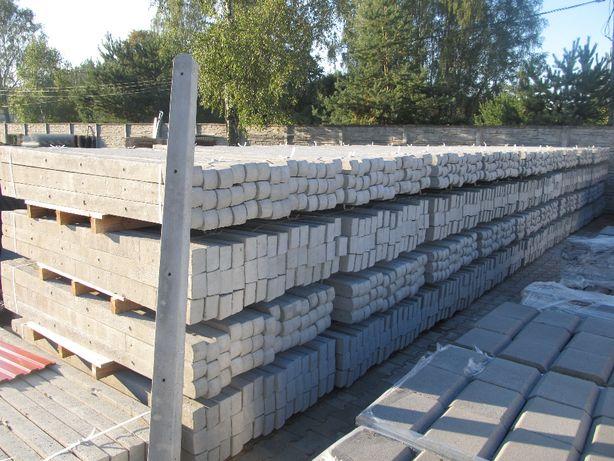 Słupki Betonowe od 2 do 2,60m Producent WALDI - RADOSZYCE + dostawa