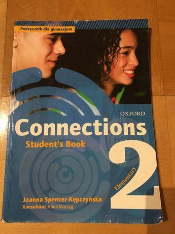 Connections 2 podręcznik+ Płyta CD, j.angielski