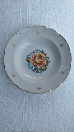 Набор тарелок, мисок глубокие, 12 шт