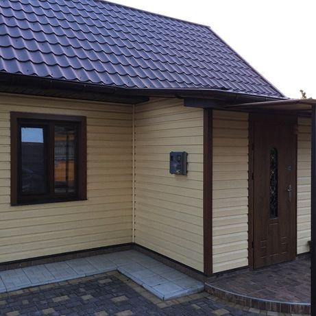 Покрівля, монтаж даху, водостічних систем під ключ