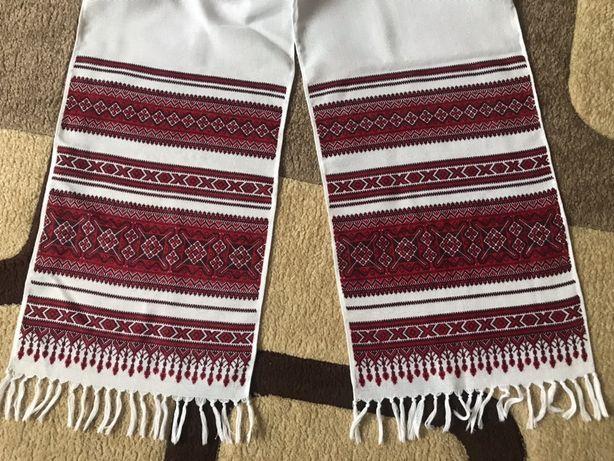 Весільний рушник ручної роботи