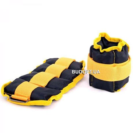 Утяжелители/грузики на руки/ноги для бега/фитнеса OSPORT 1-3 кг