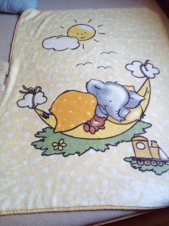 Одеяло детское 110#140