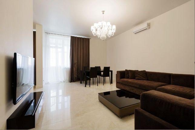 Люксовая 3-комнатная квартира (140м2), Леси Укринки 7б, Печерск,