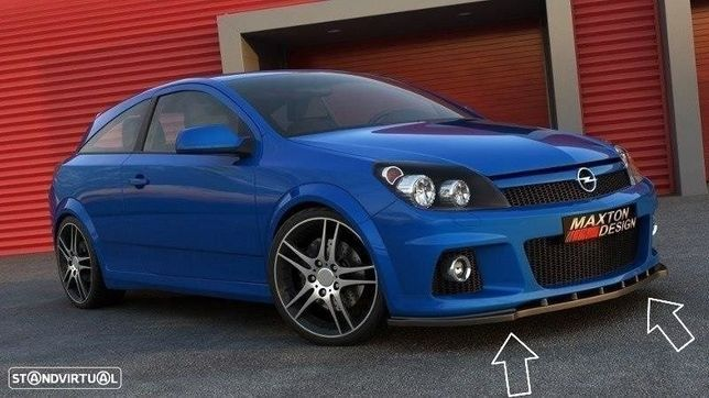 Spoiler Frontal Opel Astra H OPC