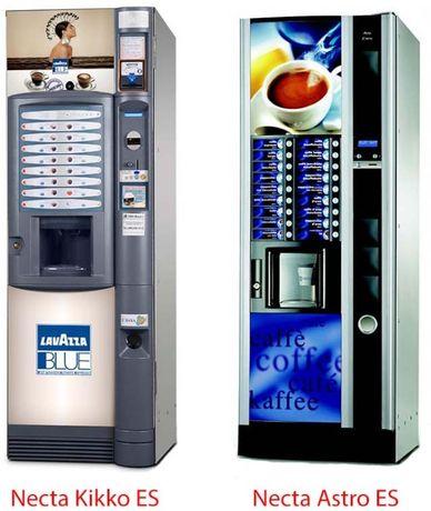 Кофейный Автомат Necta Kikko Max, Necta Kikko ES и Necta Astro ES Кава