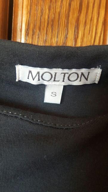 Czarna bluzka Molton