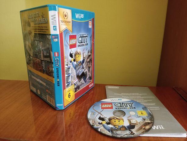 LEGO City Undercover gra WiiU Wii U