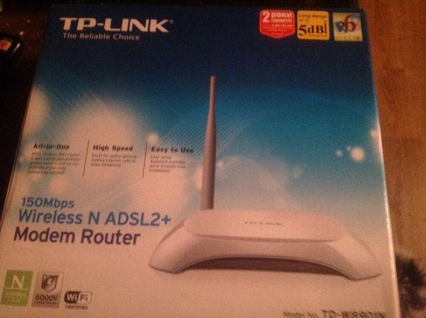 Модем ADSL TP-Link TD-W8901N