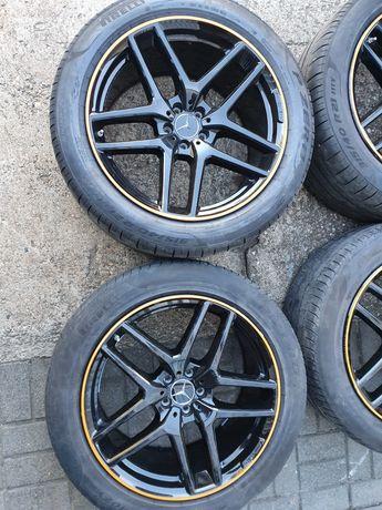 OPONY Mercedes-Benz GLE GLS AMG 21CALI LATO 315/40R21 M0 homologacja