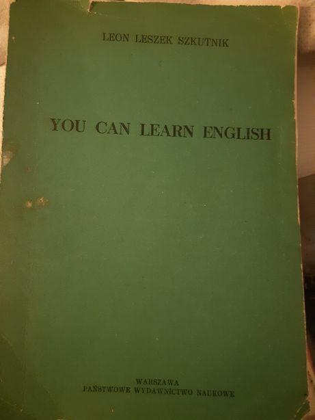 Leon Leszek Szkutnik you can learn English